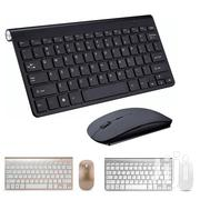 Wireless Keyboard Mouse +Dongle | Computer Accessories  for sale in Dar es Salaam, Kinondoni
