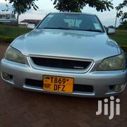 Toyota Altezza 2003 Silver | Cars for sale in Morogoro, Mikese