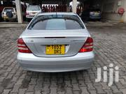 Mercedes-Benz C180 2006 Silver | Cars for sale in Dar es Salaam, Kinondoni