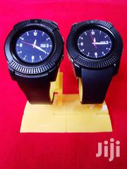 Smart Watch V8 (Black) | Smart Watches & Trackers for sale in Dar es Salaam, Ilala