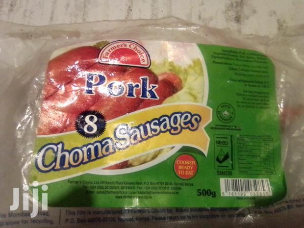 Archive: Choma Sausages