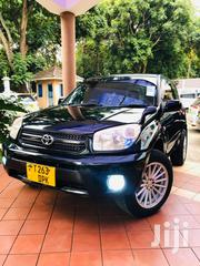 Toyota RAV4 2005 Black | Cars for sale in Dar es Salaam, Kinondoni