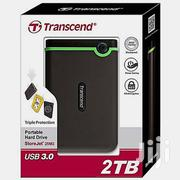 External Hadd Disk 1TB Transcend With Maximum Warranty of One Year | Computer Accessories  for sale in Dar es Salaam, Ilala