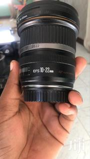 Canon Efs 10-22mm Super Wide Lens | Photo & Video Cameras for sale in Dar es Salaam, Kinondoni