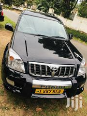 Toyota Land Cruiser Prado 2007 Black | Cars for sale in Mwanza, Ilemela