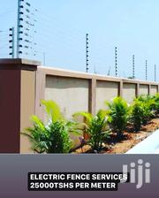 Electric Fence   Building & Trades Services for sale in Dar es Salaam, Kinondoni
