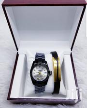 Original Rolex Watch With Blacelates Available | Watches for sale in Dar es Salaam, Ilala