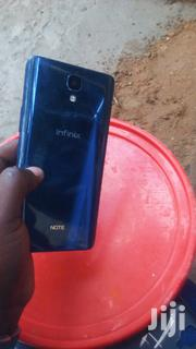 Infinix Note 4 16 GB Blue   Mobile Phones for sale in Tabora, Tabora Urban