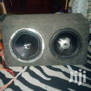 Double Bass Sound Speakers | Vehicle Parts & Accessories for sale in Dar es Salaam, Kinondoni