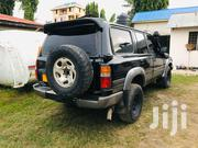 Toyota Land Cruiser 80 Wagon 4.2 D 1993 Black | Cars for sale in Dar es Salaam, Kinondoni