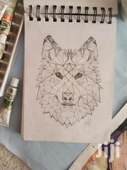 Poly Vector Wolf Art | Arts & Crafts for sale in Arusha, Arusha