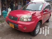 Nissan X-Trail 2005 Automatic Red | Cars for sale in Dar es Salaam, Ilala