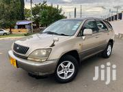 Toyota Harrier 1999 Gold | Cars for sale in Dar es Salaam, Kinondoni
