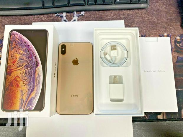 Archive: New Apple iPhone XS Max 512 GB Gold
