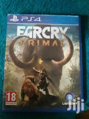 Far Cry Primal For PS4 For Sale | Video Games for sale in Dar es Salaam, Kinondoni