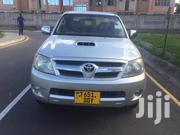 Toyota Hilux 2008 2.5 D-4D Double Cab Gray | Cars for sale in Dar es Salaam, Kinondoni