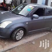 Suzuki Swift 2007 1.3 Gray | Cars for sale in Dar es Salaam, Kinondoni