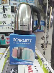 Scarlett Electric Heat Kettle | Kitchen Appliances for sale in Dar es Salaam, Ilala