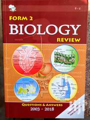 Form Two Biology Review   Books & Games for sale in Tabora, Tabora Urban