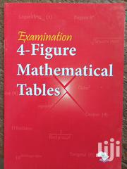 Four Figure(Mathematical Table) | Books & Games for sale in Tabora, Tabora Urban