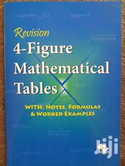 Four Figure (Mathematical Table) | Books & Games for sale in Tabora, Tabora Urban