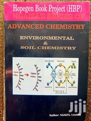 SOIL And Environmenta Chemistry..NGAIZA | Books & Games for sale in Tabora, Tabora Urban