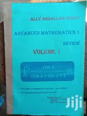 Mathematics Paper 1 Review By Ally Abdallah | Books & Games for sale in Tabora, Tabora Urban