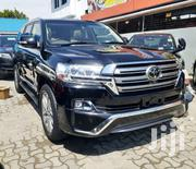 Toyota Land Cruiser 2017 Black | Cars for sale in Dar es Salaam, Kinondoni