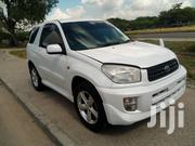 Toyota RAV4 2004 1.8 White | Cars for sale in Dar es Salaam, Kinondoni