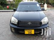 Toyota RAV4 Automatic 2003 Black | Cars for sale in Dar es Salaam, Kinondoni